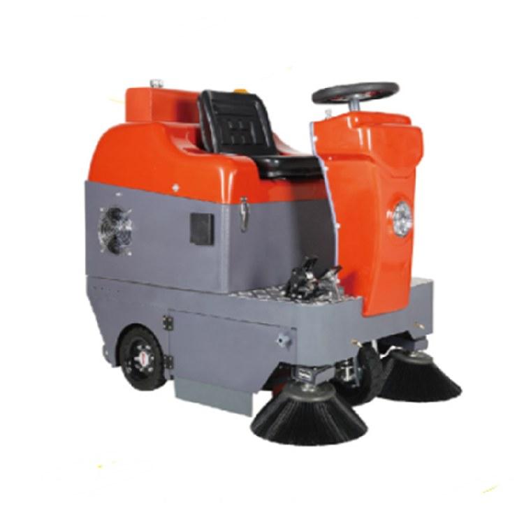 驾驶式扫地机  高效清洁设备