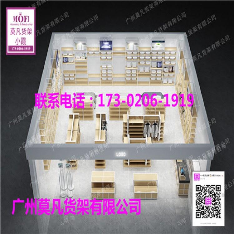 广州名创优品货架很靠谱生产各种十元店快时尚诺米货架