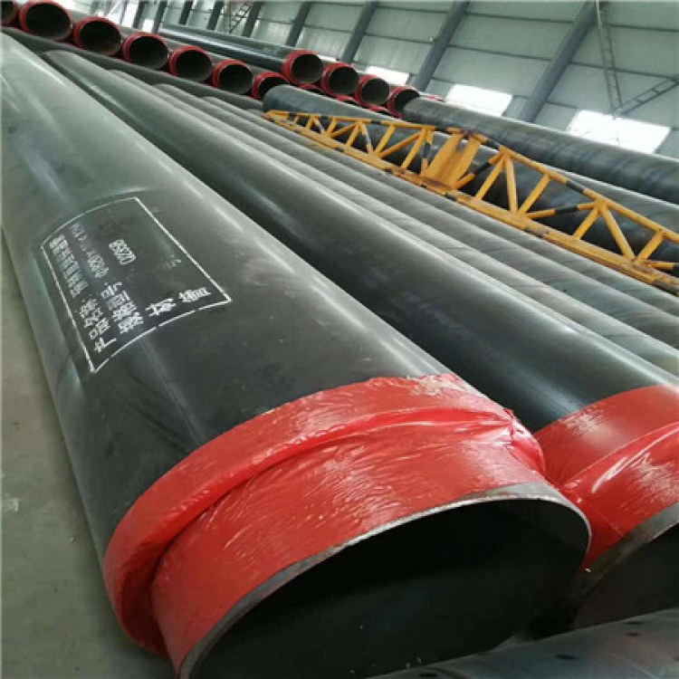 实体厂家  批发 销售 聚氨酯保温钢管价格 小口径聚氨酯保温钢管