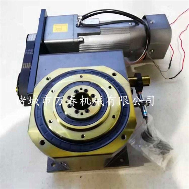 凸轮分割器万春间歇分割器高精密110da分度盘4 6 8 10 12 工位