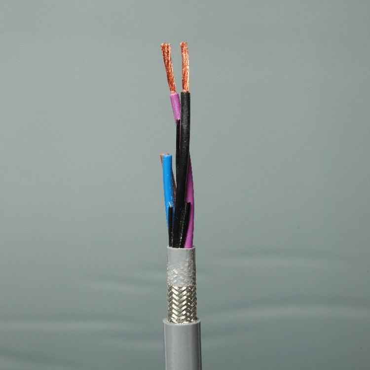 环助电气柔性拖链电缆苏州电缆质优价廉货源充足专业快速