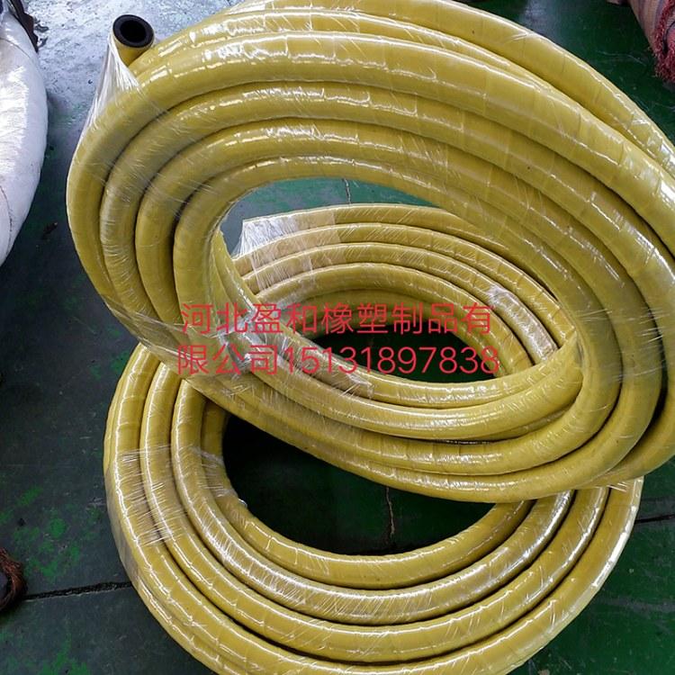 电炉专用无碳绝缘橡胶管耐热夹布橡胶管DN50水冷电缆胶管护套管