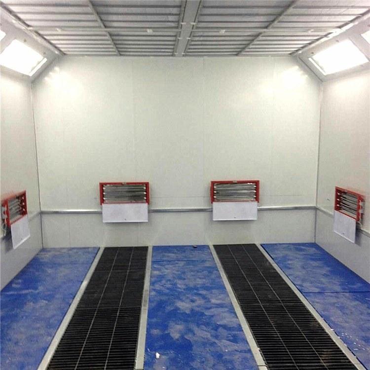 专业生产制造 无尘环保烤漆房 支持定制 质量可靠 汽车烤漆房