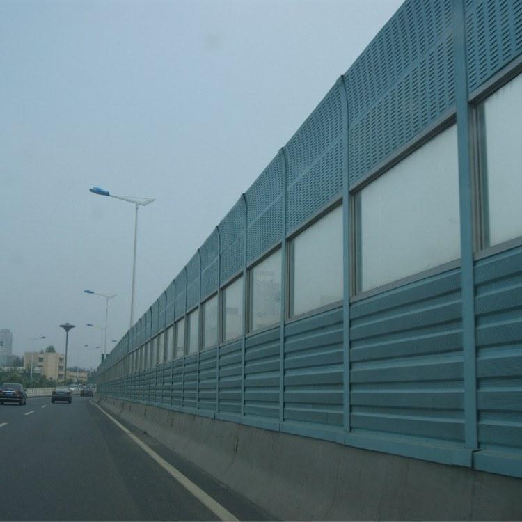 万奥公司 生产桥梁声屏障 桥梁声屏障生产厂家 桥梁声屏障厂家施工