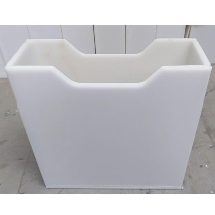 巨耀橡塑-聚乙烯PP板PE板防腐蚀水箱-拌药箱厂家定制加工