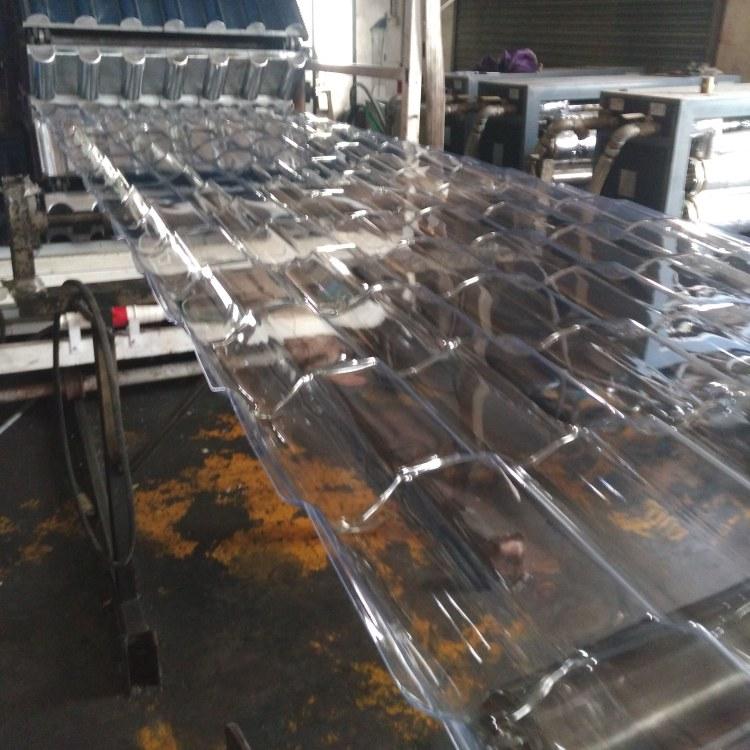 四川成都880透明合成树脂瓦厂家批发价格