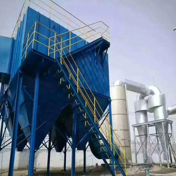矿山矿场专用脉冲除尘器 锅炉除尘器粉尘回收治理