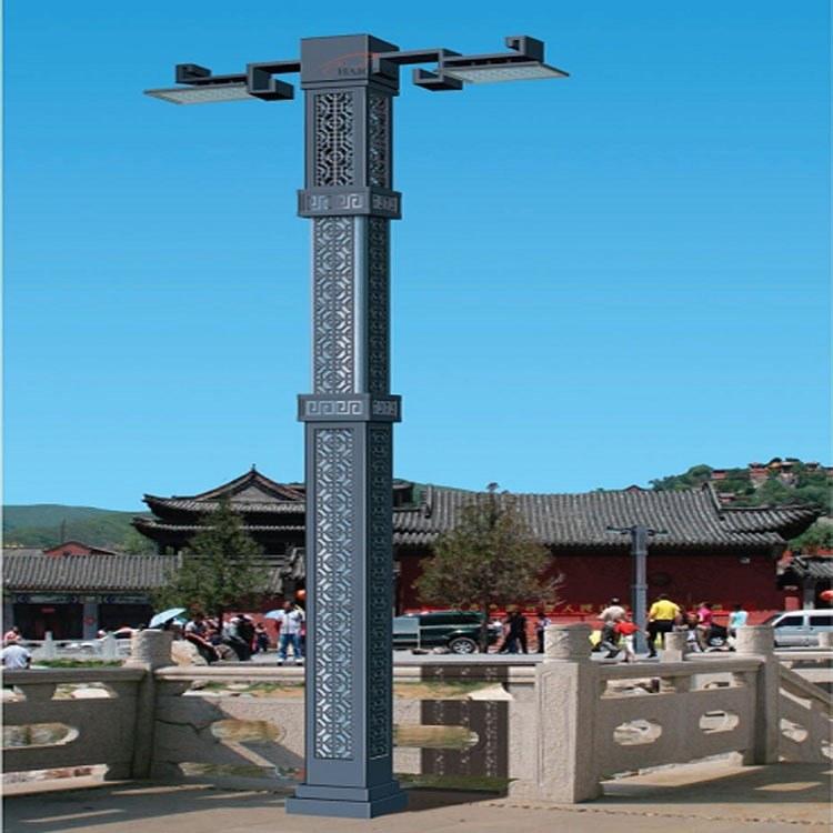 LED美观大方厂家直销定制节能环保云南贵州四川成都民族特色太阳能路灯