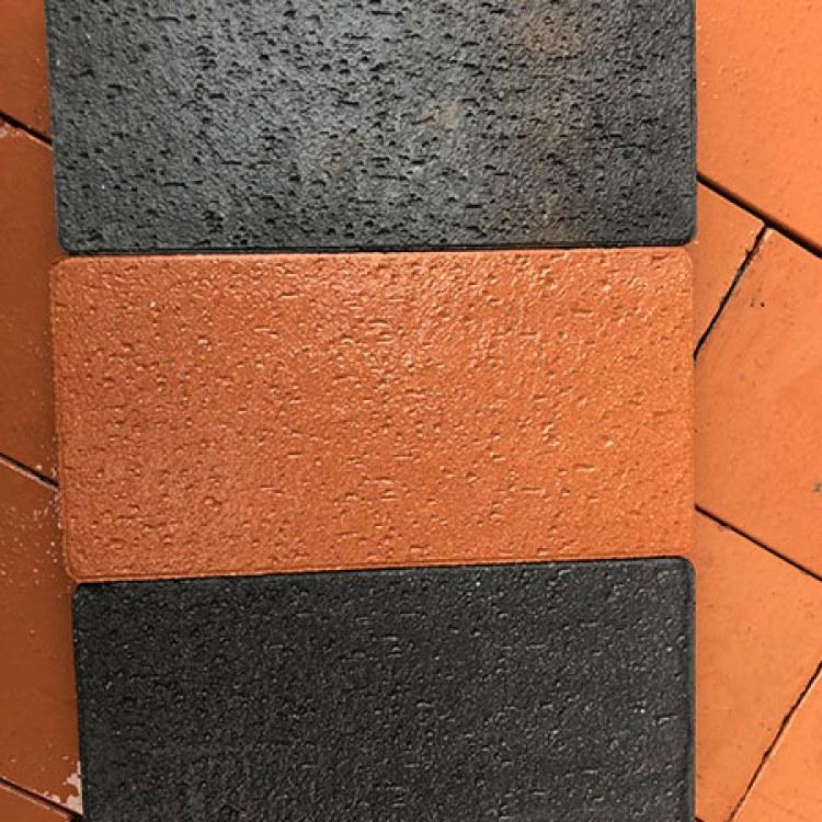 仁寿清陶古建透水砖厂家价格-多彩- 清陶古建专业生产各类装饰砖厂家