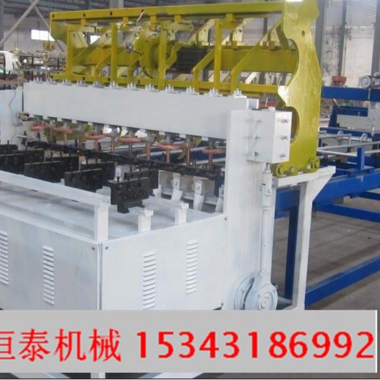 自动焊接设备厂家全自动护栏网焊网机地暖网片焊网机用途