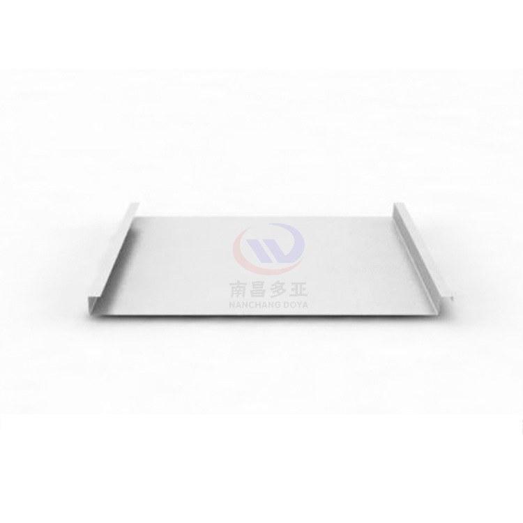 25-300型铝镁锰板-铝合金屋面板0.9mm-3004聚酯氟碳烤漆铝镁锰屋面板