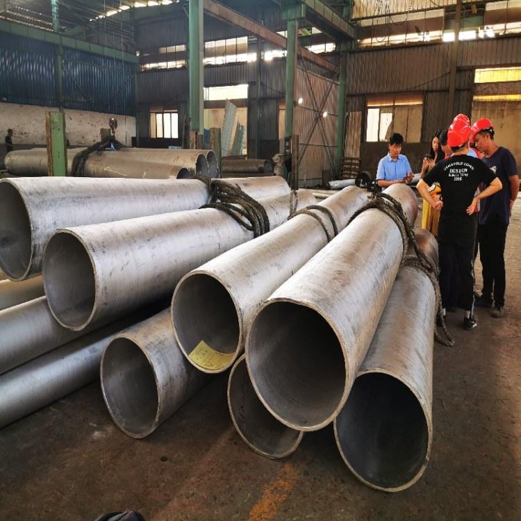 环保工程用 317L不锈钢无缝管厂家推荐