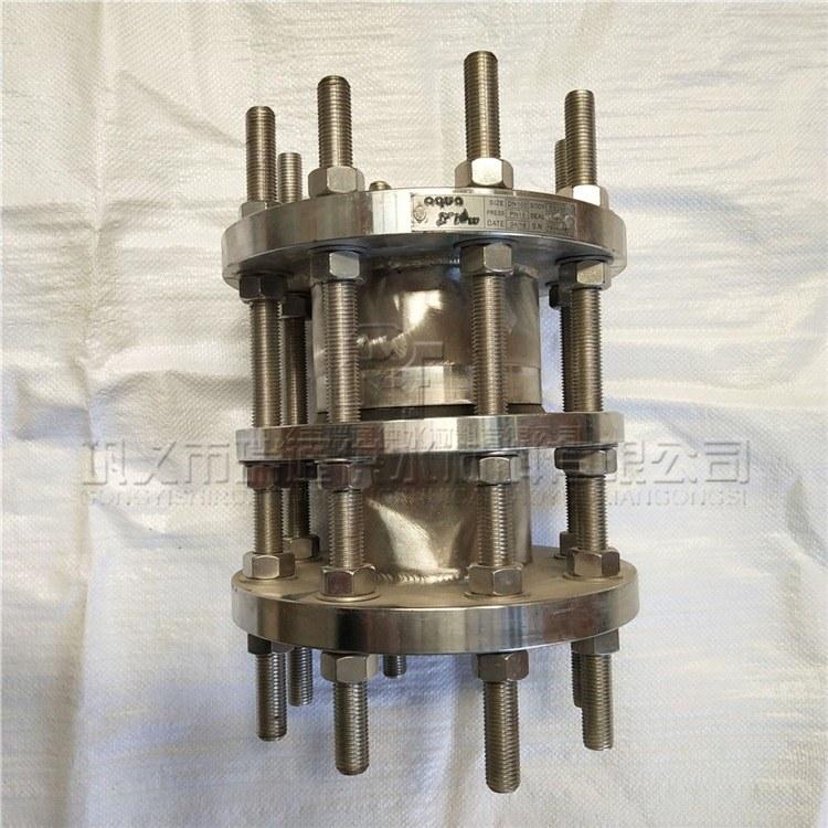 直销耐酸碱 耐腐蚀材质316L传力接头 可以10公斤 16公斤 25公斤