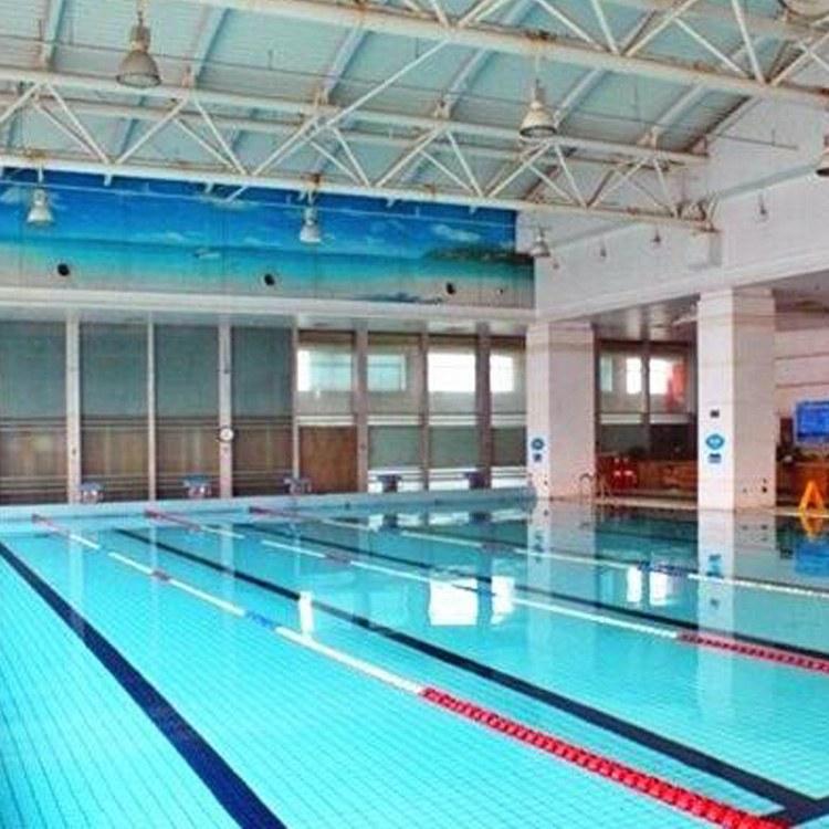 北京泳悦厂家设计 钢结构游泳池 装配式大型游泳池 定制安装