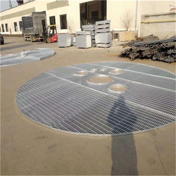 澳朗镀锌钢格板厂家 沟盖板现货供应 镀锌格栅板 304不锈钢格栅板