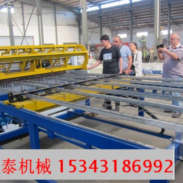 全自动电焊网机厂家重型全自动电焊网机价格外墙保温网机用途
