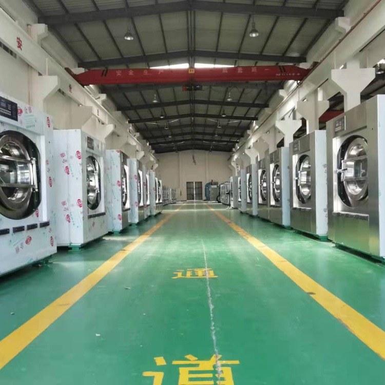 针对酒店宾馆洗涤设备 布草水洗机 洗衣房设备