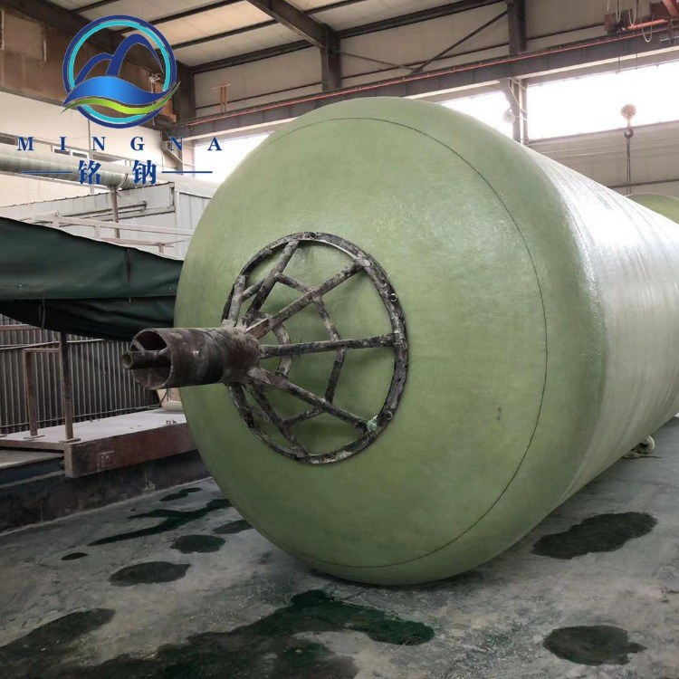 玻璃钢隔油池 玻璃钢化粪池1-100污水处理设备 模压式 农村改造式 厂家直销