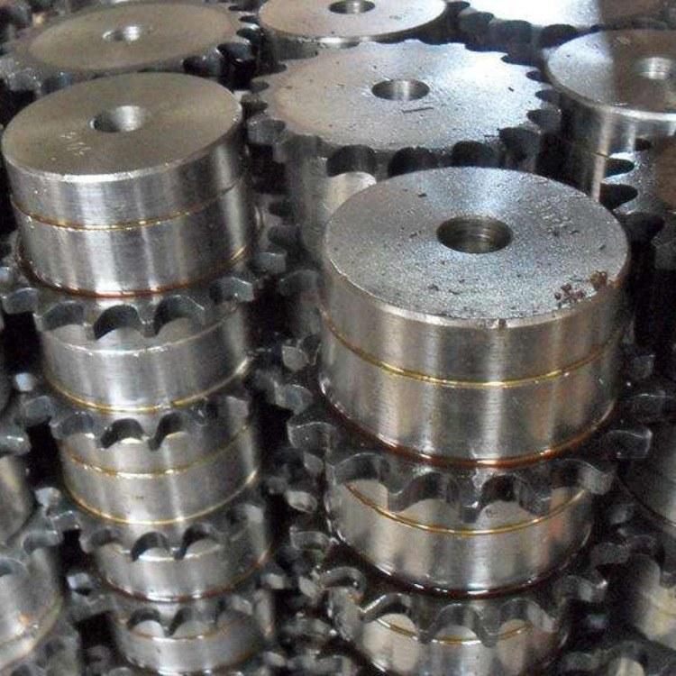滚子链联轴器厂家生产加工 定做异形滚子链联轴器 元嘉 各种联轴器