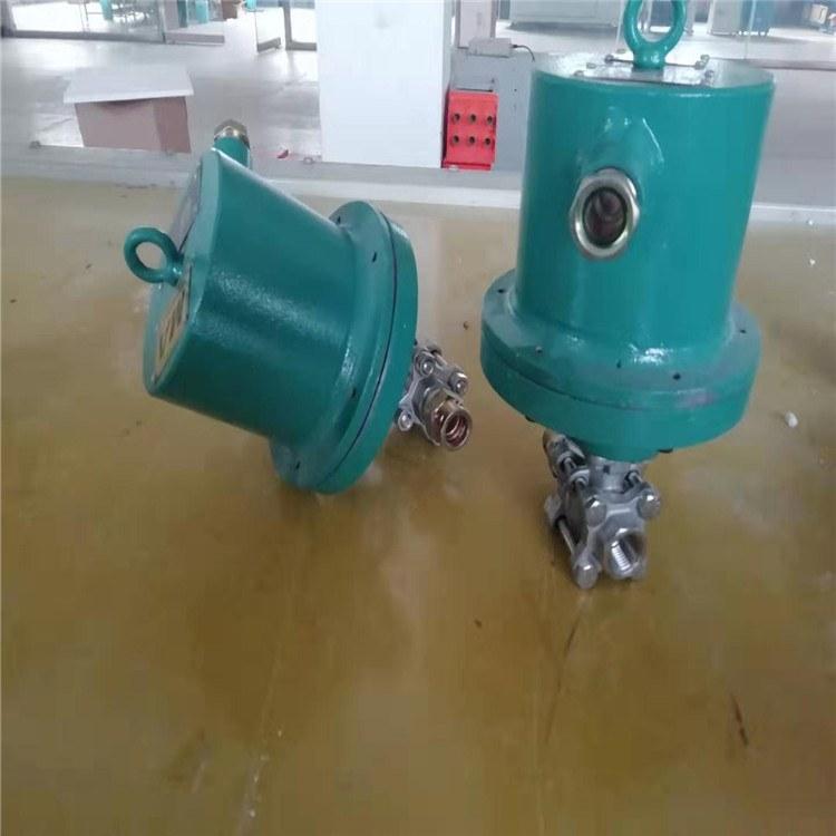 矿用隔爆型电动球阀现货供应  山西矿用机电设备生产