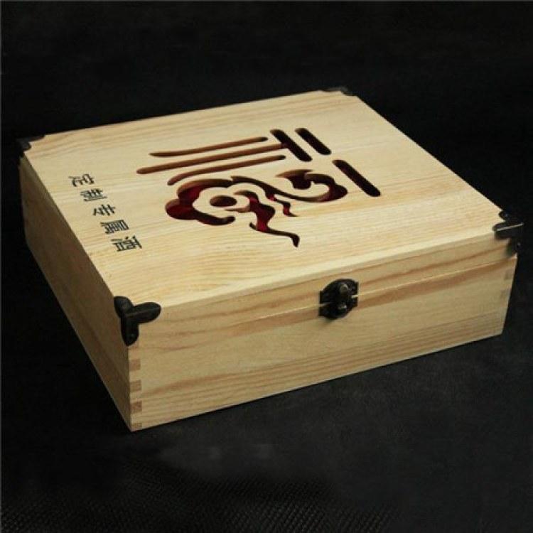 山东木质酒盒厂家批发