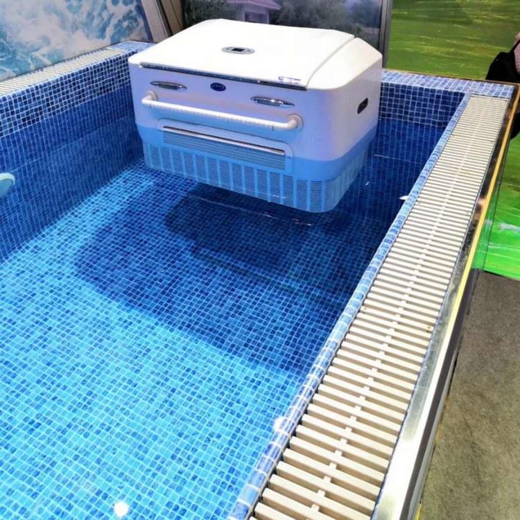 北京泳悦厂家 定制游泳池 无边际游泳池 免费设计