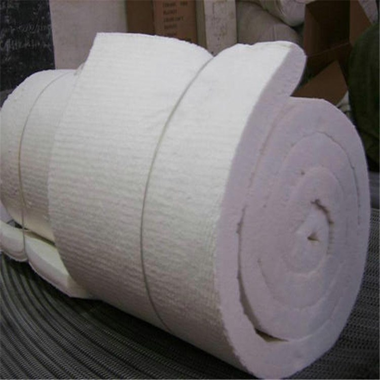 批发 硅酸铝针刺毯 耐高温陶瓷纤维毯
