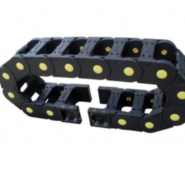 沧正拖链批发 尼龙拖链 塑料坦克链 品质优先