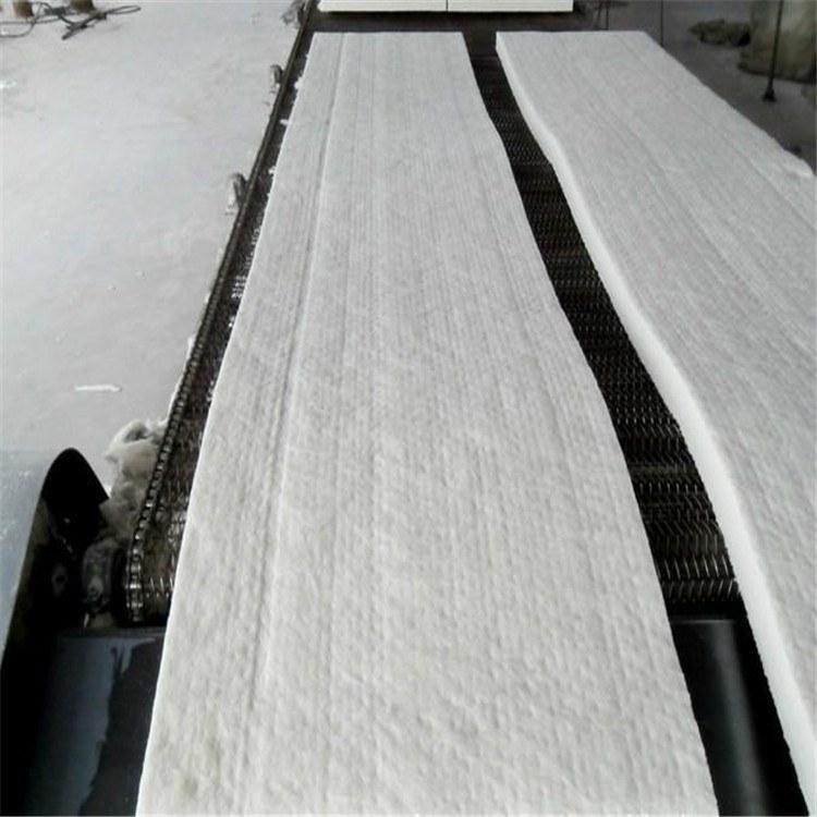 硅酸铝针刺毯 憎水型 耐高温卷毡 批发