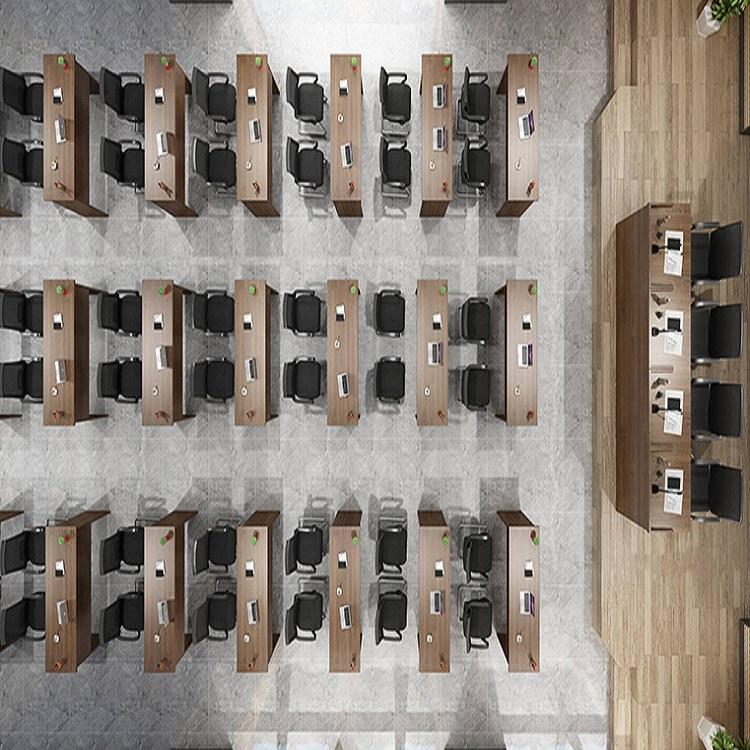 贵阳会议桌 长条桌批发厂家 油漆板式会议桌定制 贵州会议桌椅