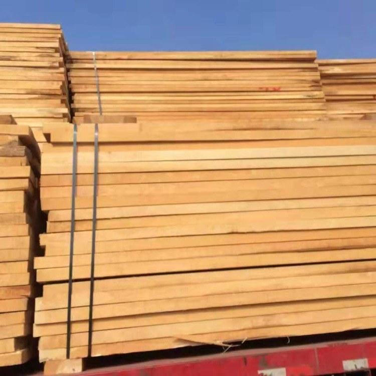 河南白杨木板  规格料  方木 厂家价格