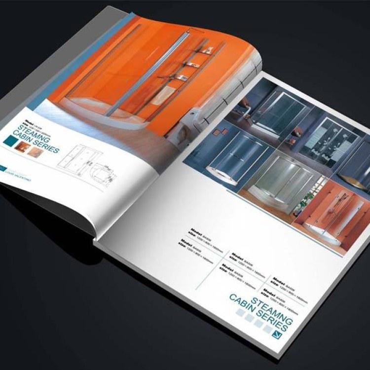 广告画册印刷画册印刷 彩美印务宣传册设计公司