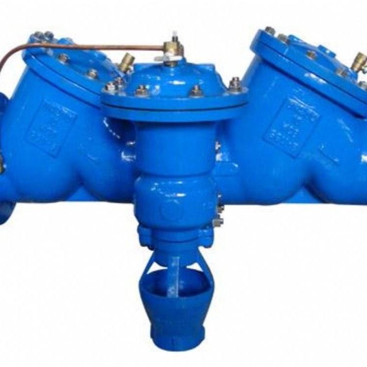 厂家供应倒流防止器组 水倒流防止器 倒流防止器井价格