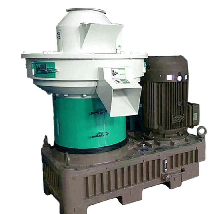 绿尚生物质有机肥颗粒机高效环保型肥料加工设备