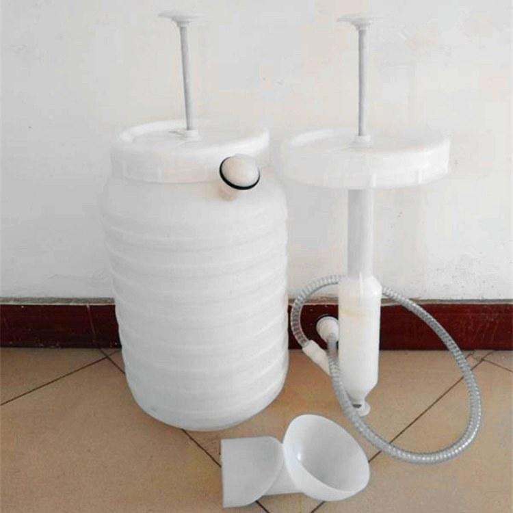 衡水出厂@旱厕改造 冲水桶 新农村旱厕改造专用压力罐储水桶家用厕所水桶