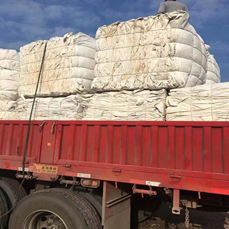 废旧纤维袋供应 厂家直销废旧纤维袋