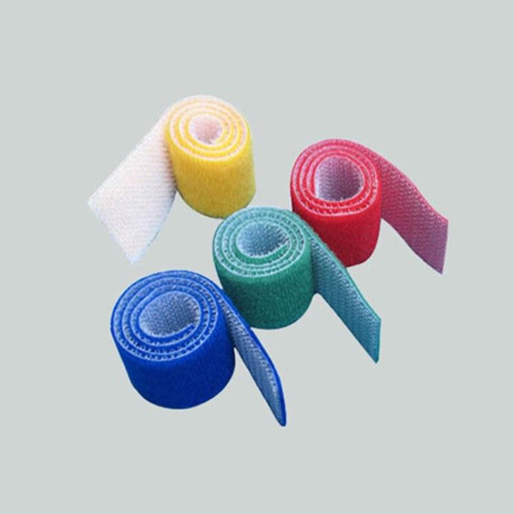 厂家直销3M粘扣带 彩色3M粘扣带可定制批发