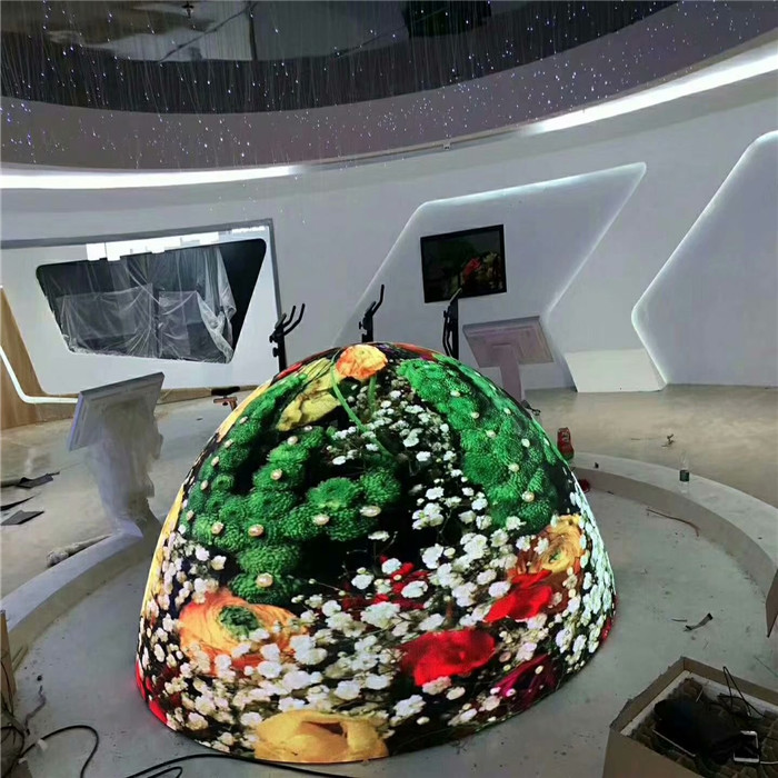 直径3.5米LED球形屏诚信为本