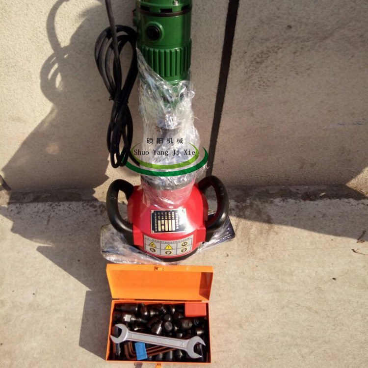 一诺机械内涨式电动坡口机 ISY-250型管子坡口机