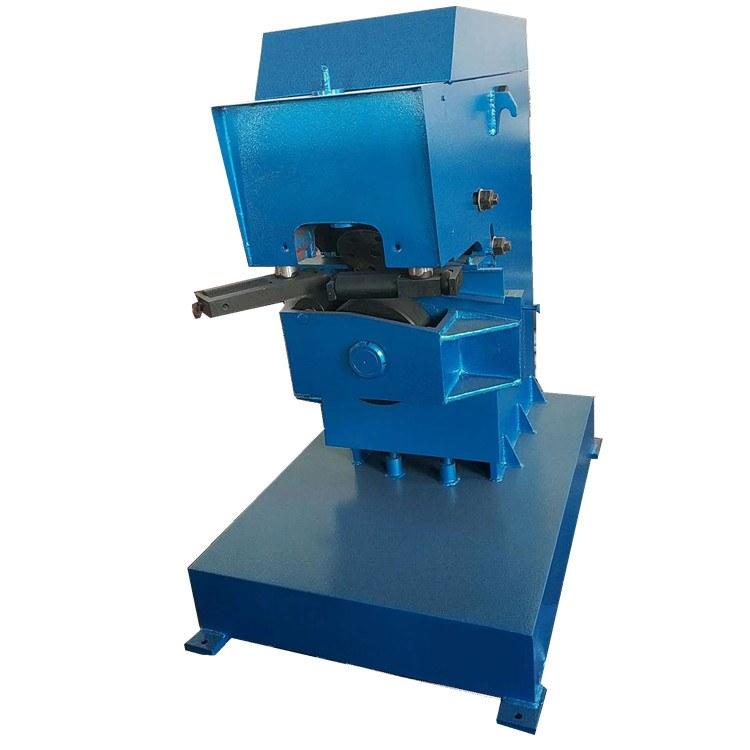 一诺机械滚剪倒角机 台式倒角机 GD-20钢板平板坡口机