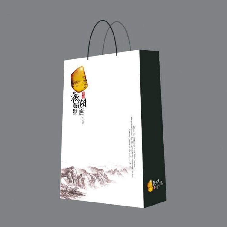 成都旭美印务定制手提袋  纸袋定做 礼品袋服装袋子购物袋礼物袋手提袋定制