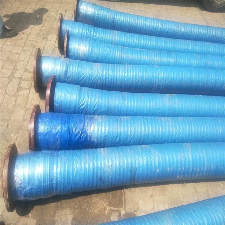 德利河道清淤抽沙胶管 忻州疏浚抽沙胶管厂家