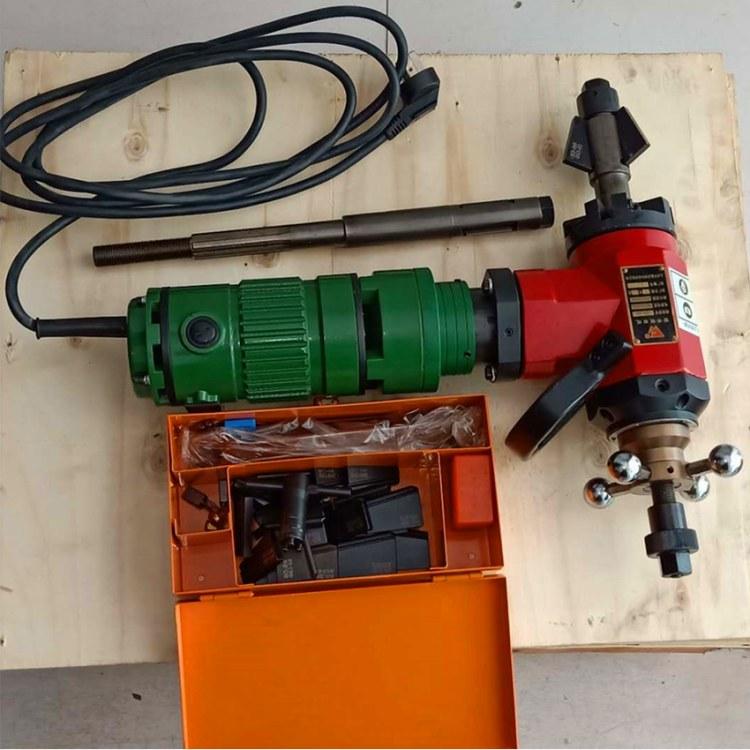 一诺机械电动管子坡口机 ISY-80T管道坡口机