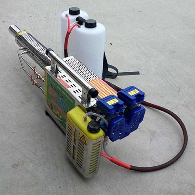 手提式汽油除虫打药机 背负式脉冲动力弥雾机 水稻小麦杀虫打药机