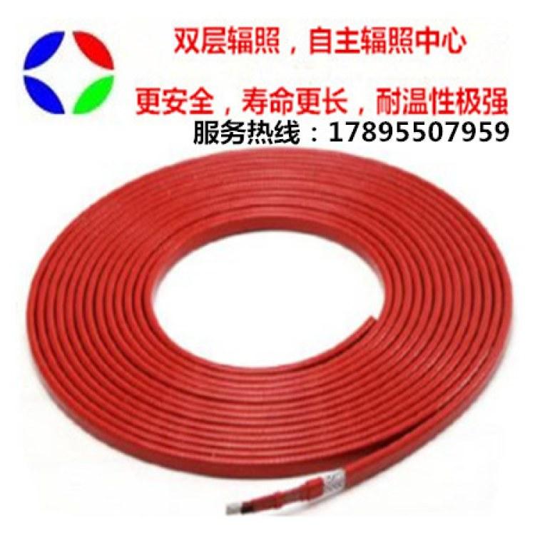RDP2-J3单相并联恒功率电伴热带,管道防冻保温RDP2-J3恒功率电伴热带