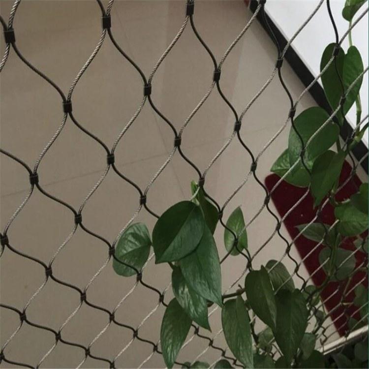 阳台防护网 公园防护防坠软网厂家