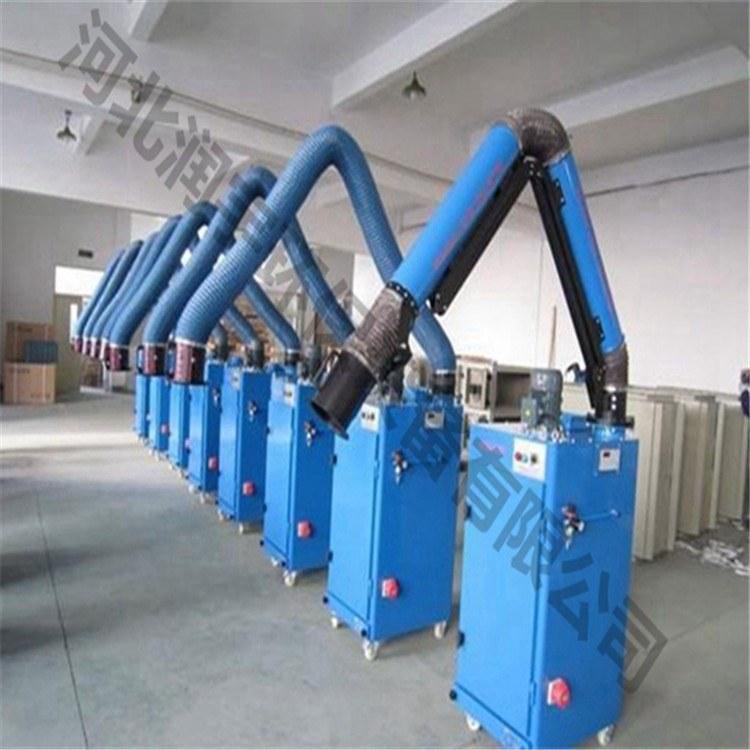机械行业设备_旱烟除尘器_环保高效
