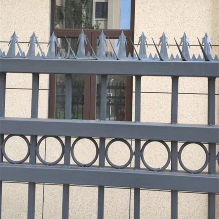 墙刺 防爬刺钉 大号喷塑防爬刺钉 可加工定制可议价