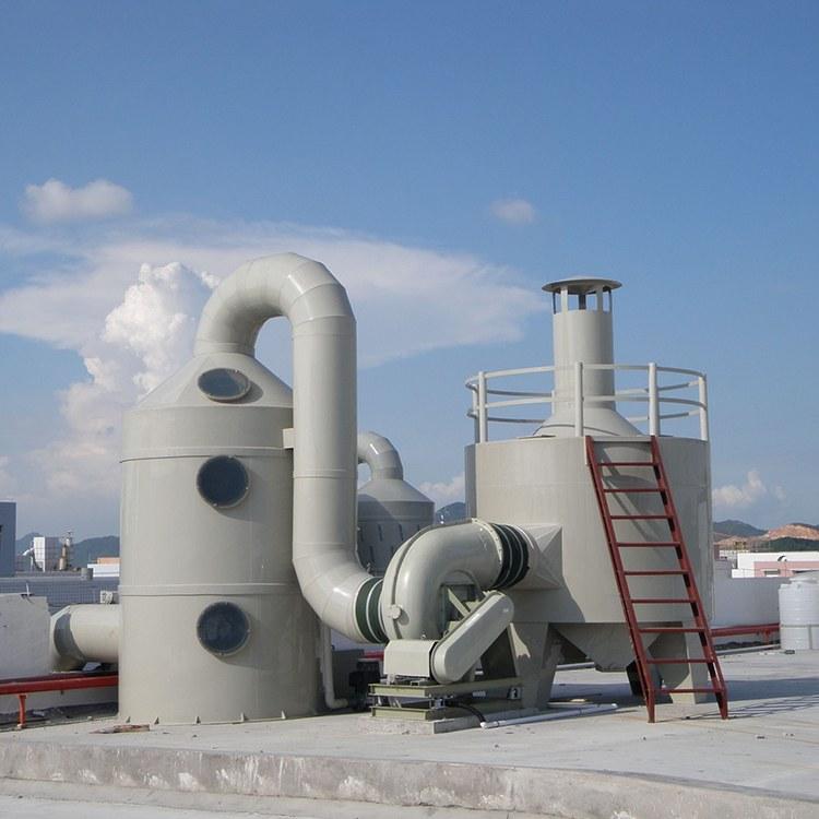 净能环保专业定制开斗式湿式除尘器 脱硫除尘器