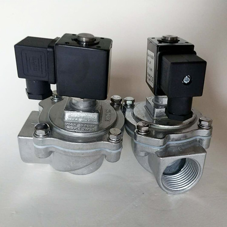 净能环保 袋式除尘设备反吹喷吹DMF-Z型3寸淹没式高原电磁脉冲阀 配件 袋式除尘设备 高原脉冲阀